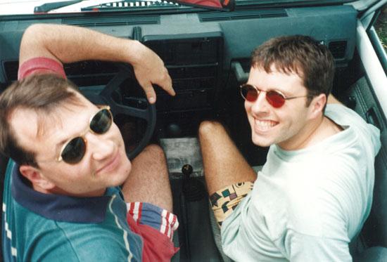 Ed & Nico gingen samen op avontuur in reclamland, nu kiest Ed zijn eigen route
